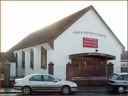 Grove Baptist Church photo