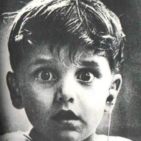 Harold Whittles hears for the very first time